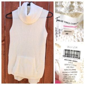 Two by Vince Camuto Sleeveless Sweater